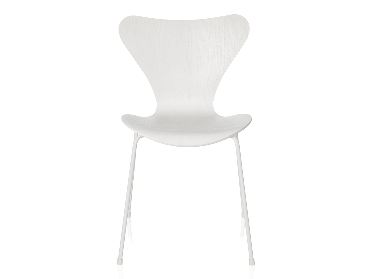 buy the fritz hansen series 7 chair monochrome at. Black Bedroom Furniture Sets. Home Design Ideas