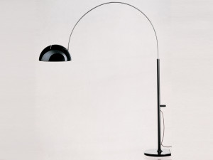 Oluce Coupe 3320/R Floor Lamp
