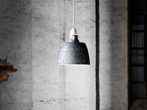 New Works Hang On Honey Pendant Light