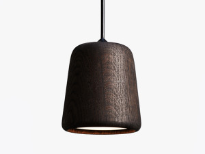 New Works Material Pendant Light - Oak