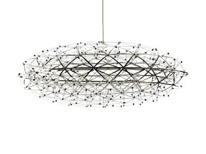 View Moooi Raimond Zafu Suspension Light