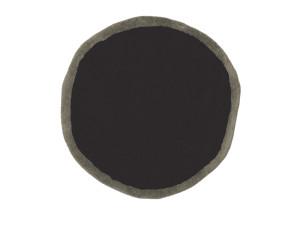 View nanimarquina Aros Redonda Rug - Grey
