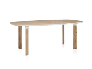View Fritz Hansen Analog Table Oak