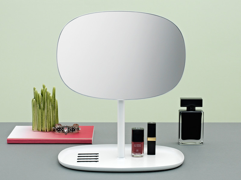 buy the normann copenhagen flip mirror at. Black Bedroom Furniture Sets. Home Design Ideas