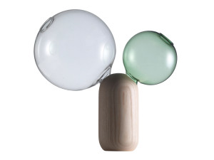 View Cappellini Crystal Ball Vase