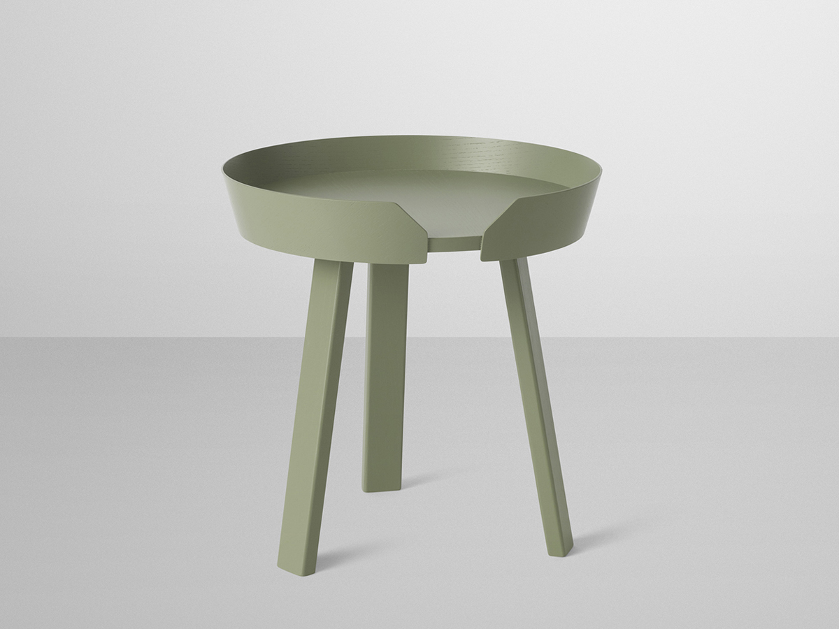 Buy The Muuto Around Coffee Table At Nest Co Uk