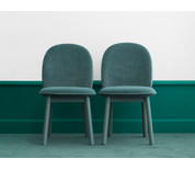 Normann Copenhagen Ace Dining Chair Velour