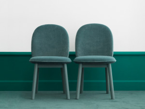 Normann Copenhagen Ace Dining Chair Velour