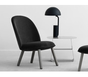 Normann Copenhagen Ace Lounge Chair Velour
