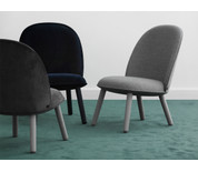 Normann Copenhagen Ace Lounge Chair Nist Fabric