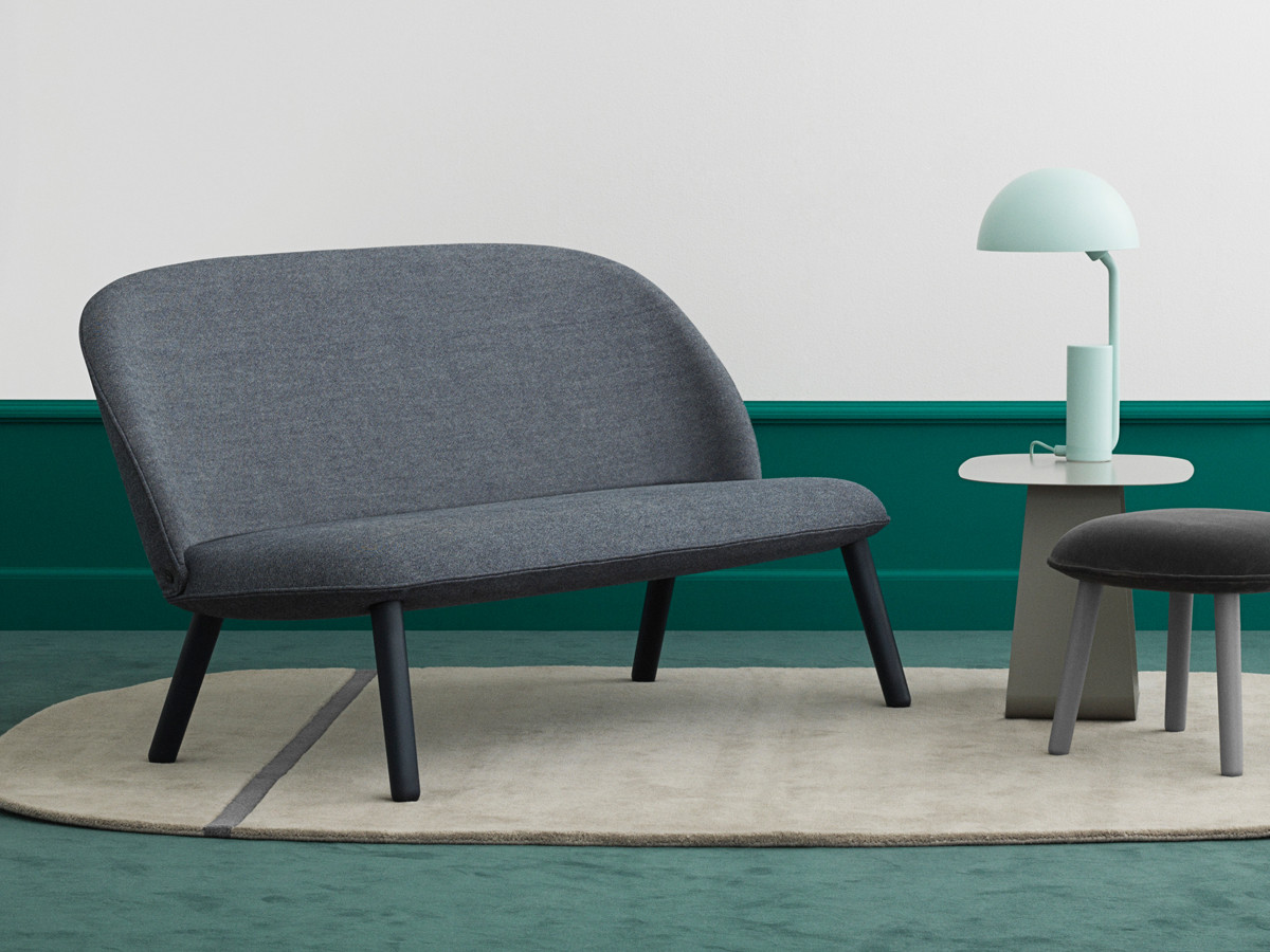 Buy The Normann Copenhagen Ace Sofa Nist Fabric At