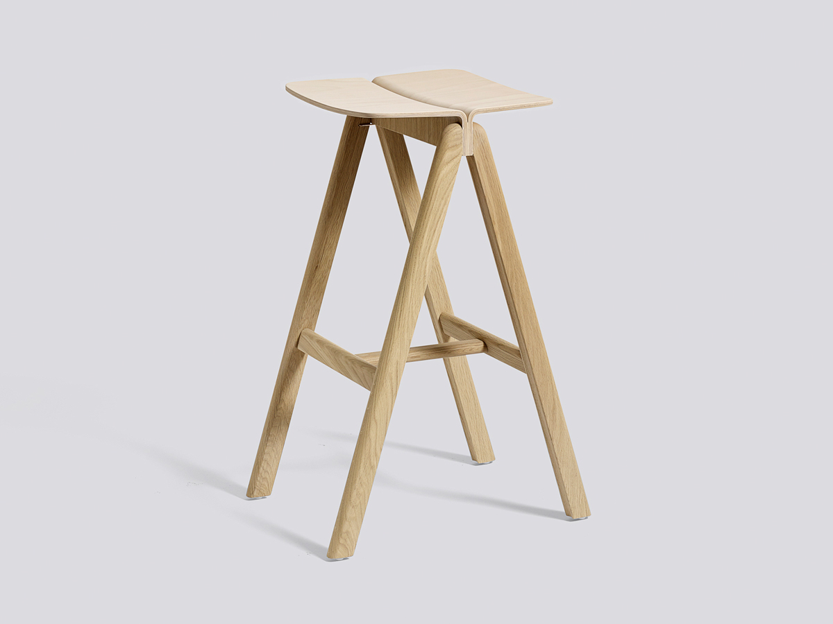 Buy The Hay Copenhague Bar Stool At Nest Co Uk