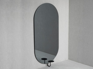 View Friends & Founders Miro Miro Oval Mirror