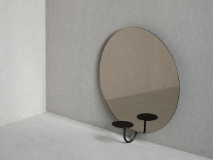 Friends & Founders Miro Miro Round Mirror