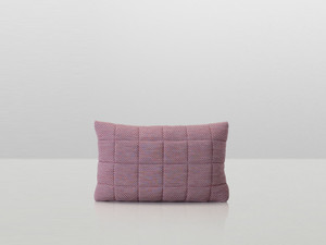 View Muuto Soft Grid Cushion Light Purple