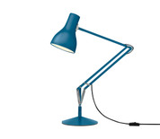 Anglepoise Type 75 Desk Lamp Margaret Howell Saxon Blue Edition