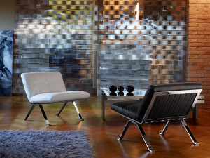 Poltrona Frau Brooklyn Lounge Chair