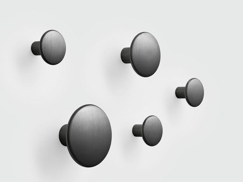 Muuto The Dots Metal Coat Hooks