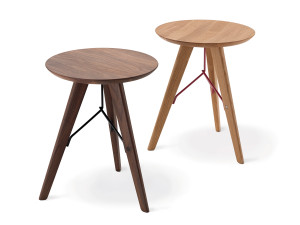 View Zanotta 2285 Ivo Low Stool
