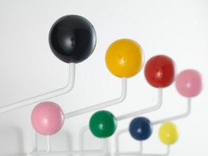 Vitra Eames Hang It All Coat Rack