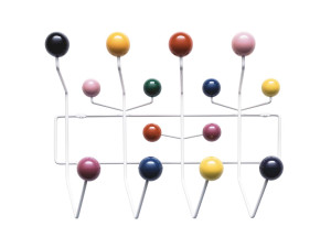 View Vitra Eames Hang It All Coat Rack