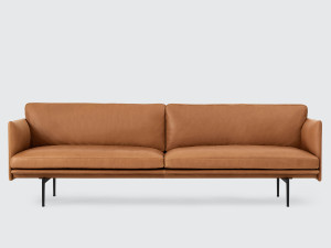 View Muuto Outline Three Seater Sofa