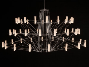 View Moooi Coppelia Suspension Light