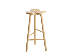 Internoitaliano Temu Bar Stool Natural Beech