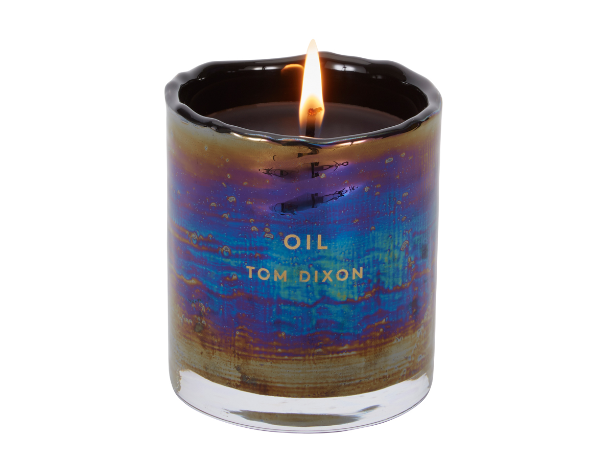 Buy the tom dixon materialism oil candle medium at for Nest candles where to buy