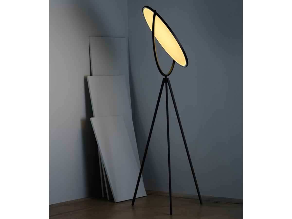 Buy the flos superloon floor lamp at nestcouk for Lamp light design company