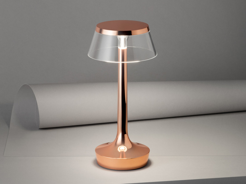 buy the flos bon jour unplugged table lamp at. Black Bedroom Furniture Sets. Home Design Ideas