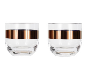 Tom Dixon Tank Whiskey Glass