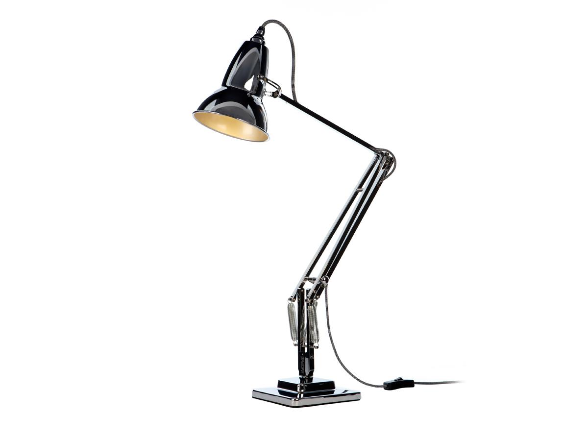 buy the anglepoise original  chrome desk lamp at nestcouk -  anglepoise original  chrome desk lamp