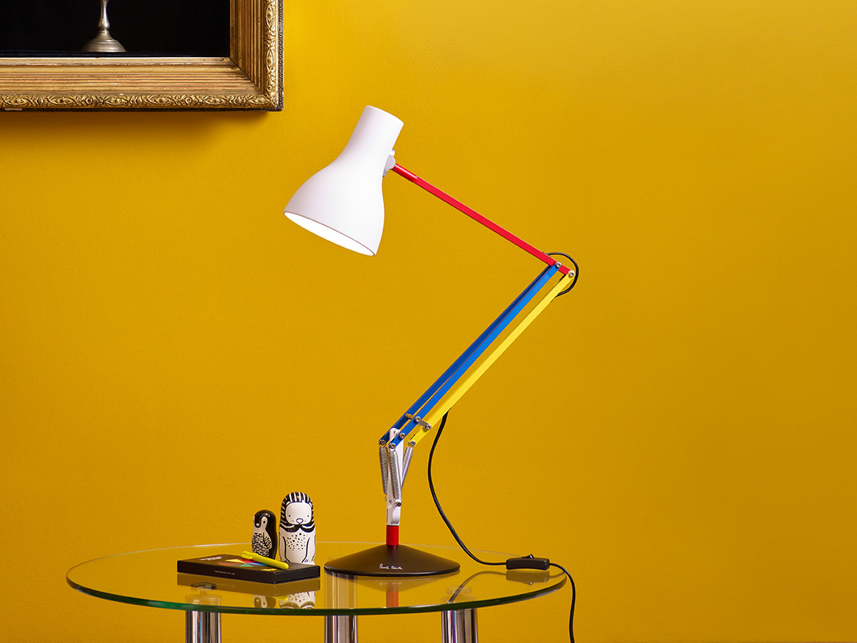Buy The Anglepoise Type 75 Desk Lamp Paul Smith Edition