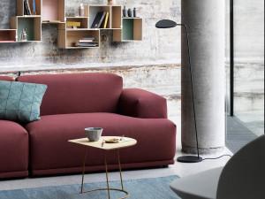 Muuto Connect Modular Sofa in Rime Fabric