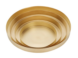 View Tom Dixon Orbit Trays Large