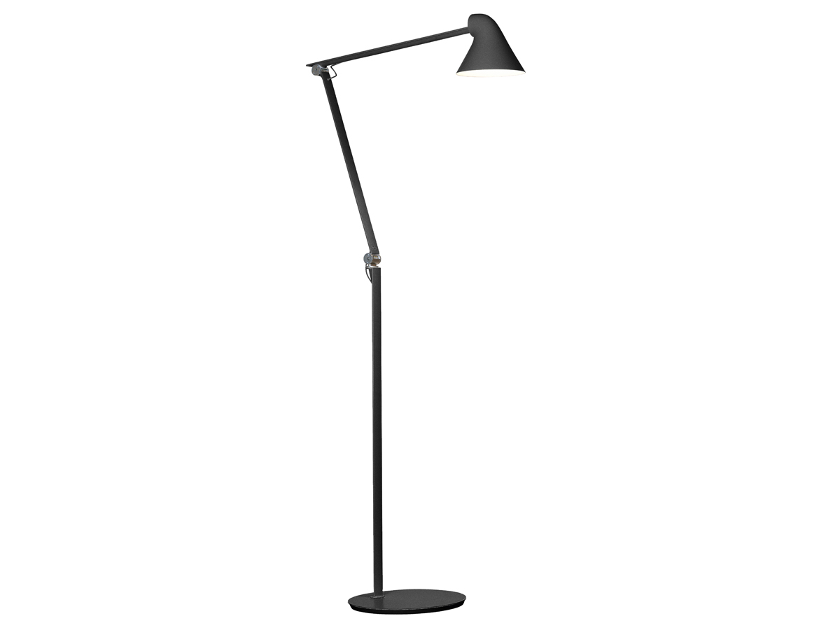 . buy the louis poulsen njp floor lamp at nestcouk
