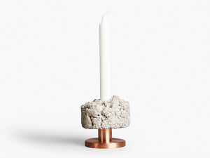 New Works Crowd Candle Holder - Rough Billy