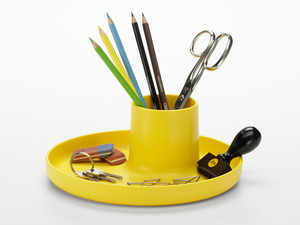 View Vitra O-Tidy Office Accessory