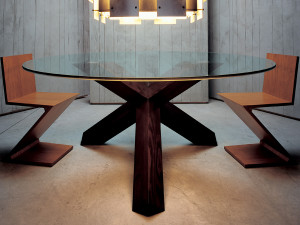 View Cassina 452 La Rotonda Table