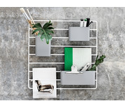 String Works Grid Wall Organiser
