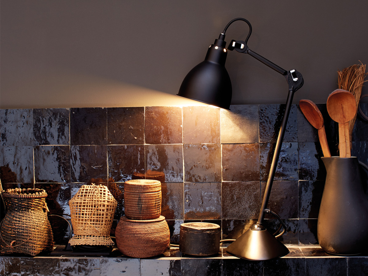 Buy the dcw editions lampe gras 205 table lamp at - Dcw edities ...
