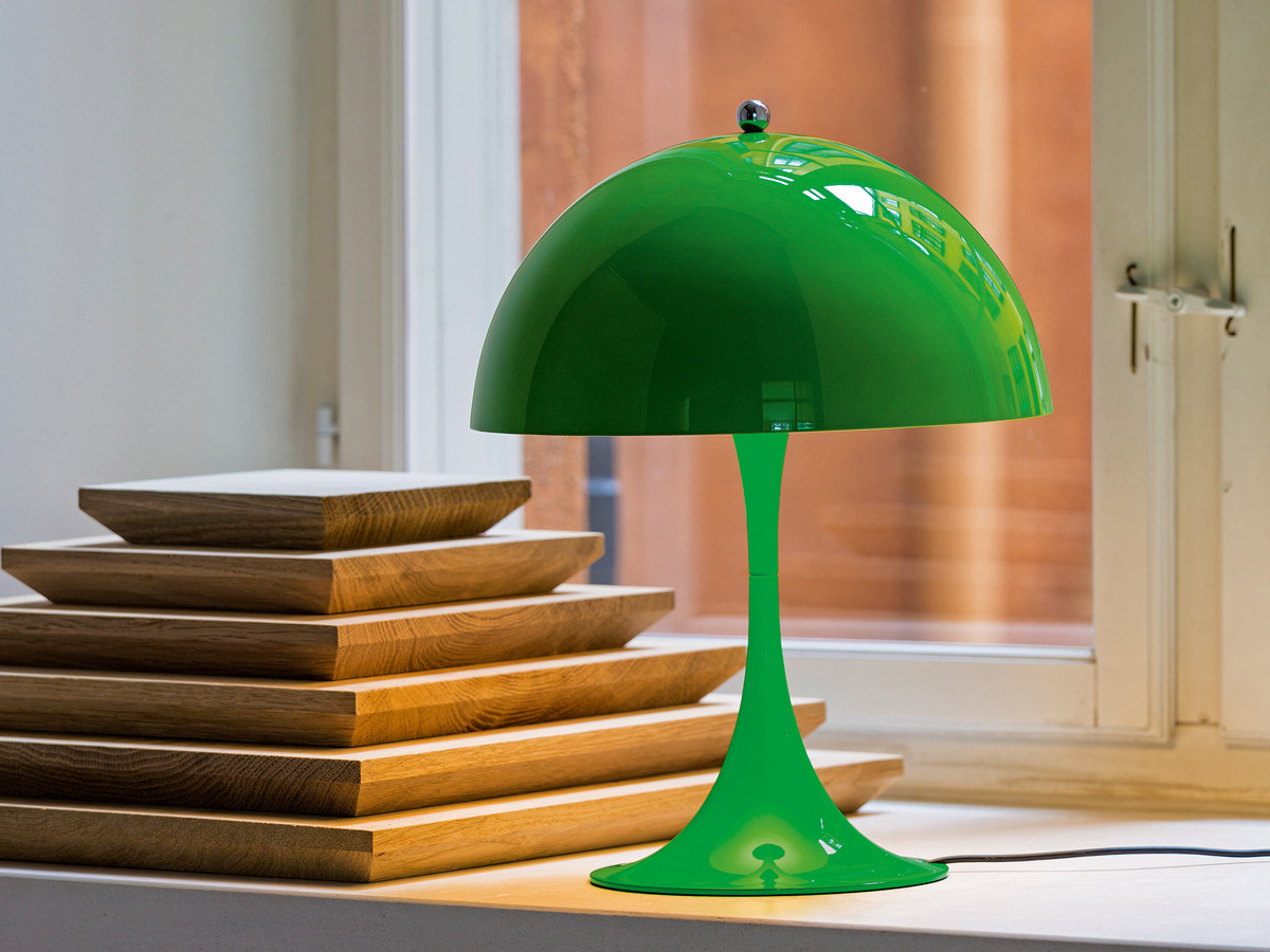 Buy the Louis Poulsen Panthella Mini Table Lamp at Nest.co.uk