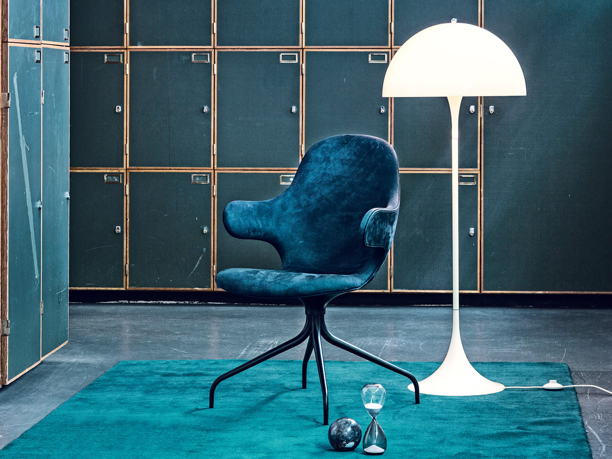 Buy the Louis Poulsen Panthella Floor Lamp at Nest.co.uk