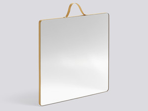 Hay Ruban Square Mirror Large