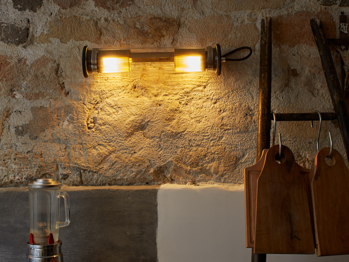 Buy The Dcw Editions In The Tube 100 500 Wall Light At