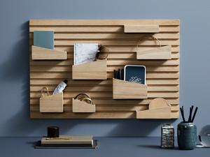 Woud Input Wall Organiser