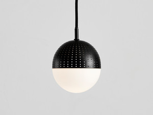 View Woud Dot Pendant Light Small