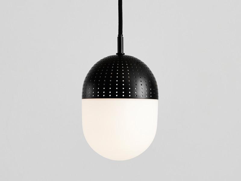 Woud Dot Pendant Light Medium