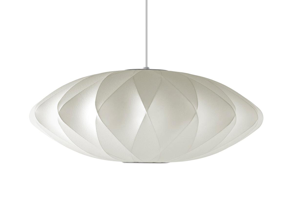 contemporary pendant light  designer pendant lighting at nestcouk - view herman miller george nelson bubble crisscross saucer pendant lampmedium